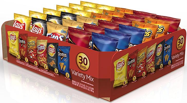 100+ Frito Lay Snack Packs – yasminroohi